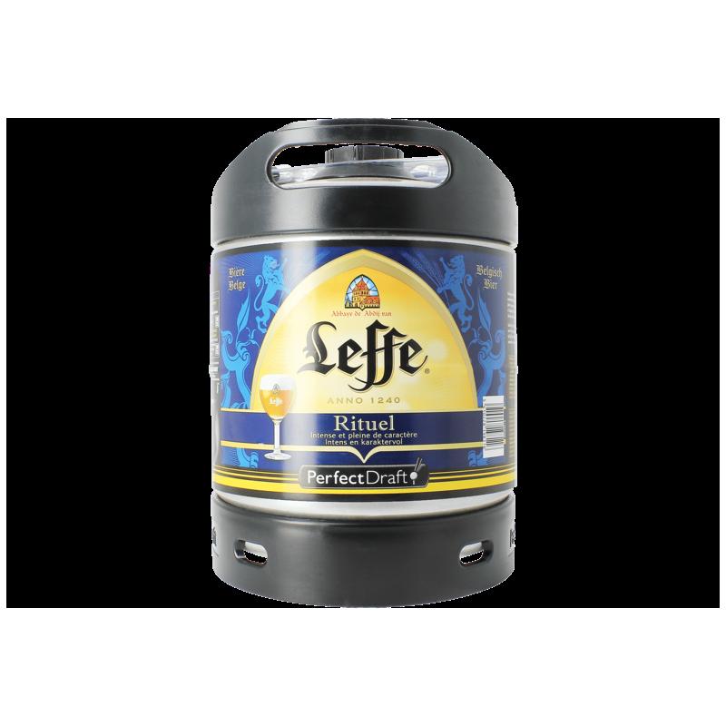 LEFFE RITUEL FUT 6L 9%