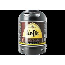 LEFFE BRUNE FUT 6L 6.5%