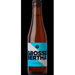 GROSSE BERTHA BRUSSELS BEER PROJECT 33CL