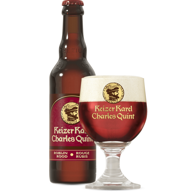 CHARLES QUINT ROUGE RUBY 33CL