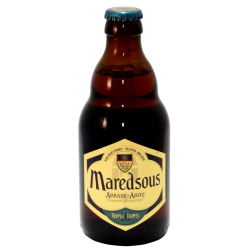MAREDSOUS TRIPLE 33CL