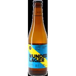 WUNDER LAGER BRUSSELS BEER 33CL