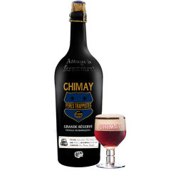 CHIMAY BLEUE BARRIQUE 75CL