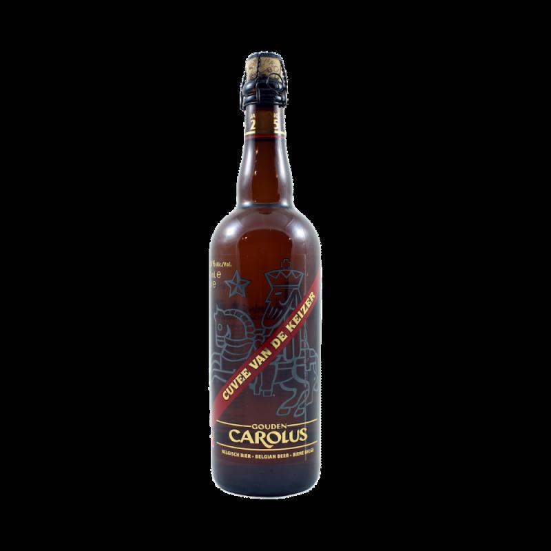 CAROLUS CUVEE IMPERIAL BLONDE 75CL
