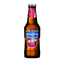 BAVARIA FRUIT ROSE 25CL