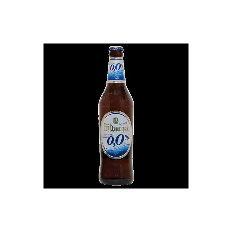 BITBURGER SANS ALCOOL 33cl