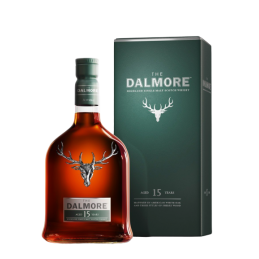 DALMORE 15 ANS