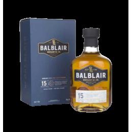 BALBLAIR 15 ANS 70CL 46%