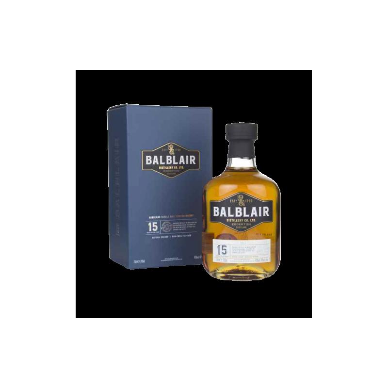 BALBLAIR 15 ANS 70CL