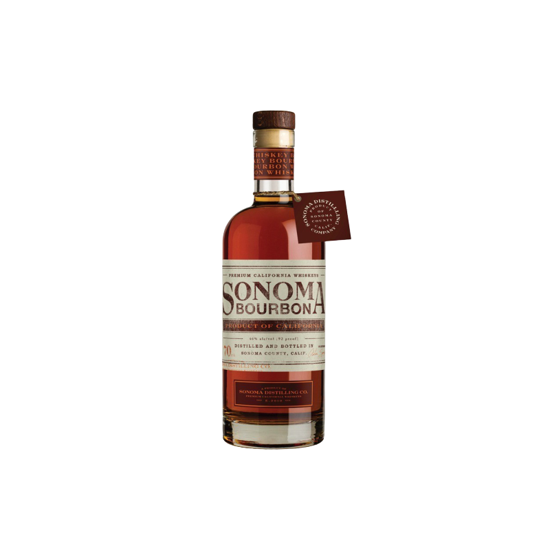 BOURBON SONOMA 70CL