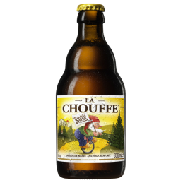 CHOUFFE BLONDE 33CL 8%