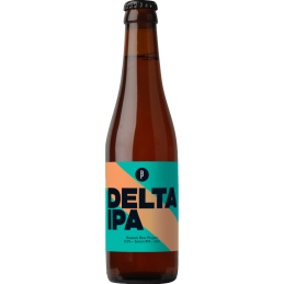 DELTA IPA BRUSSELS BEER PROJECT 33CL