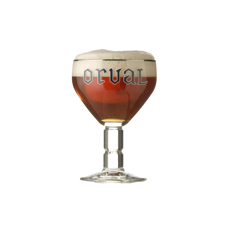 VERRE ORVAL 33CL