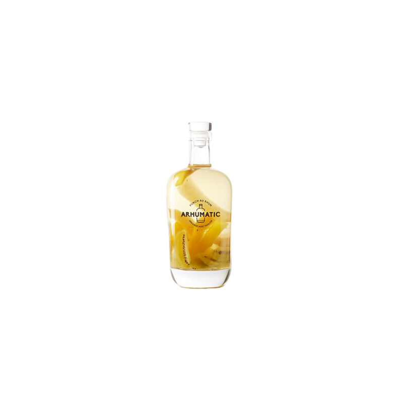 ARHUMATIC KIWI ANANAS MANGUE 70CL