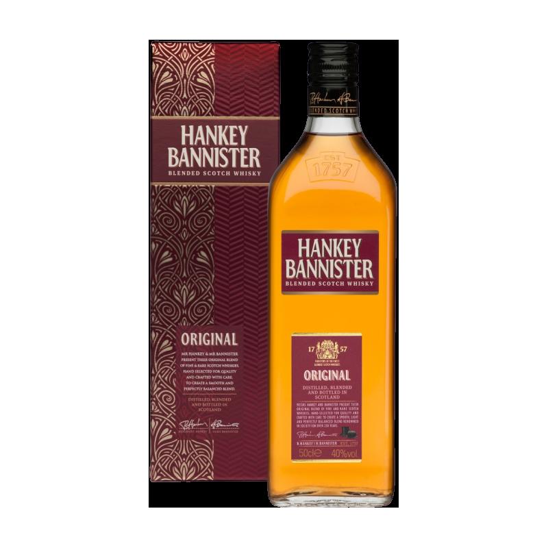 HANKEY BANNISTER ORIGINAL 70CL