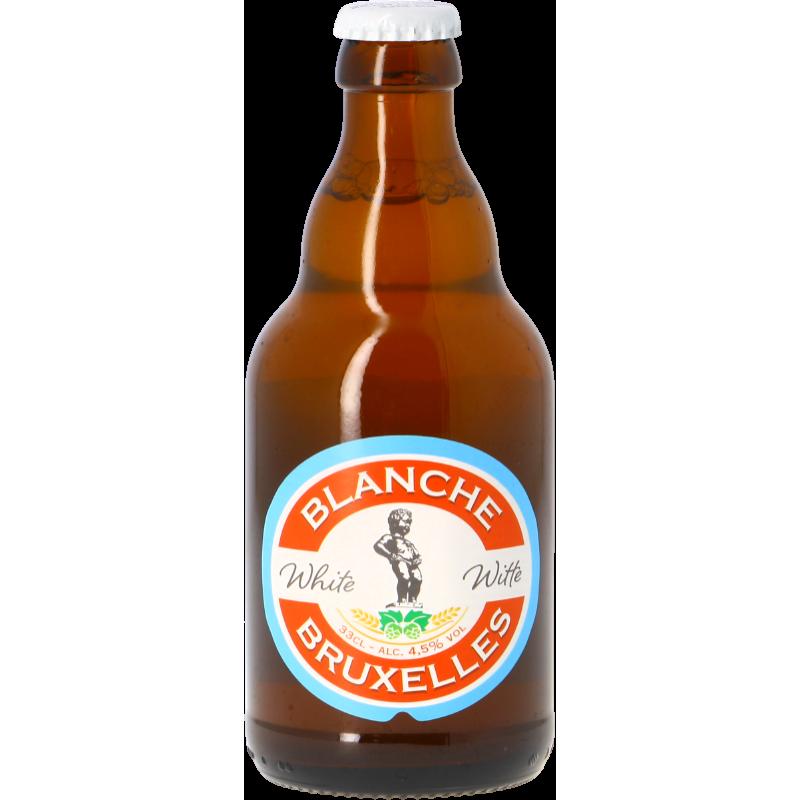 BLANCHE DE BRUXELLES 33CL