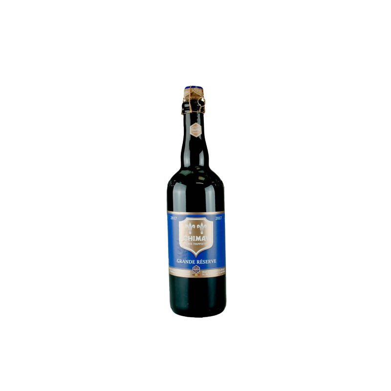 CHIMAY BLEUE GRANDE RESERVE TRAPPISTE 75CL