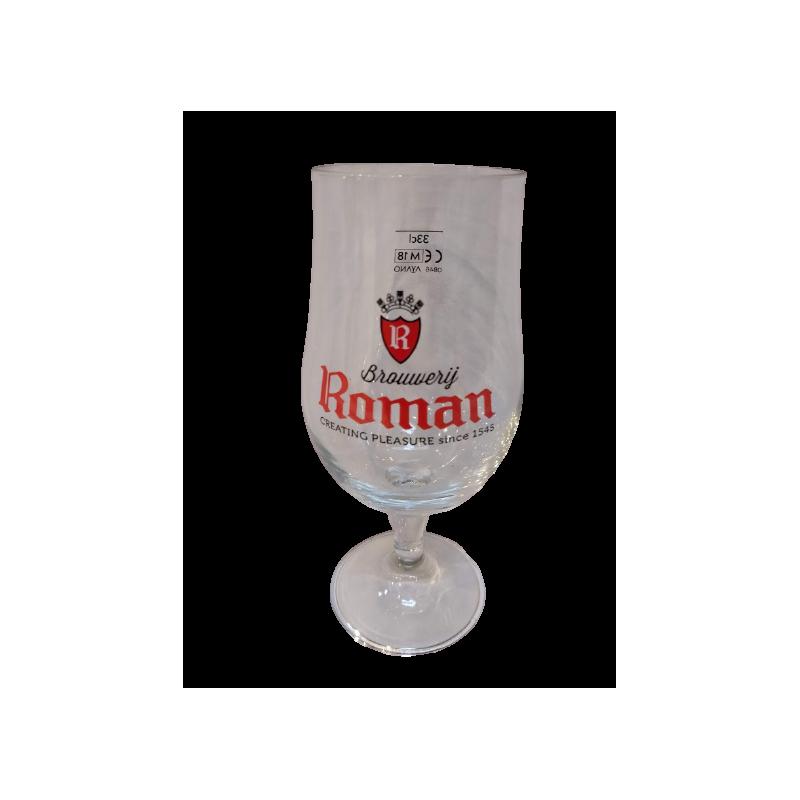 VERRE ROMAN 33CL