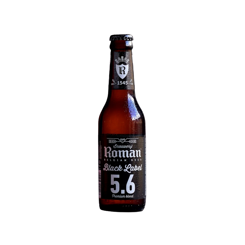 ROMAN BLACK LABEL 25CL