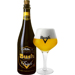 BUSH BLONDE TRIPLE 75CL