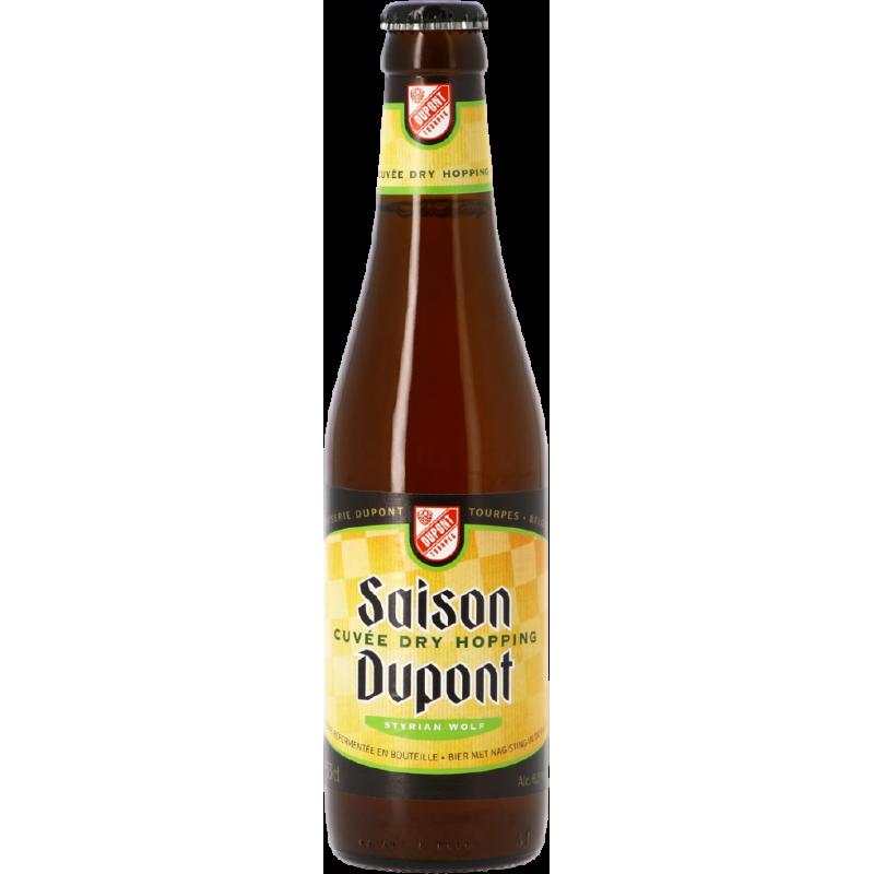 SAISON DUPONT  Dry Hopping 33CL