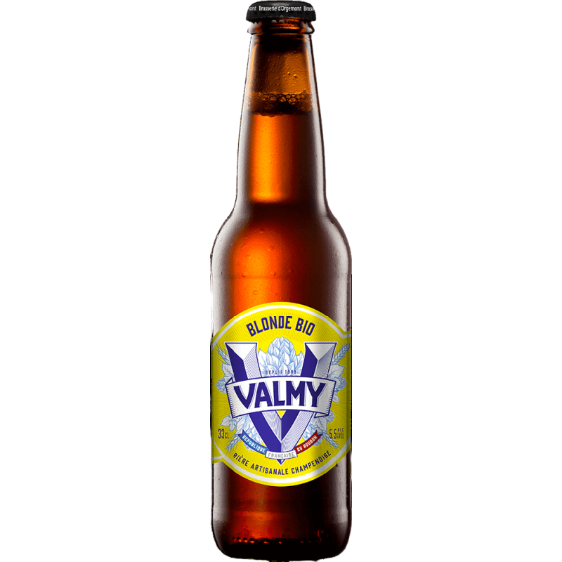 VALMY BLONDE BIO 33CL